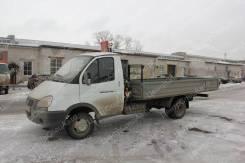 """ГАЗ ГАЗель Бизнес. Кран-манипулятор ГАЗ-3302 """"ГАЗель-Бизнес"""" с гидравлической КМУ Fassi, 2 690куб. см., 4x2"""
