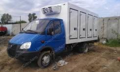 """ГАЗ ГАЗель Бизнес. Мороженница на шасси ГАЗ-3302 """"ГАЗель-Бизнес"""" с рефрижератором Элинж, 1 660кг., 4x2"""