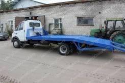"""ГАЗ ГАЗель Бизнес. Автоэвакуатор ГАЗ-3302 """"ГАЗель"""" ломаная платформа, 2 690куб. см., 4x2"""
