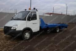 """ГАЗ ГАЗель Бизнес. Автоэвакуатор ГАЗ-3302 """"ГАЗель-Бизнес"""" ломаная платформа, 2 690куб. см., 4x2"""