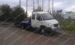 "ГАЗ 331063. Автоэвакуатор на шасси ГАЗ-331063 Фермер ""Валдай"" ломаная платформа, 4x2"