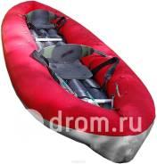 """Лодка Вольный ветер """"Т-47"""", цвет: (красный/серый) в Хабаровске"""