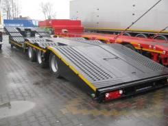Bodex. Раздвижной полуприцеп для перевозки грузовых автомобилей , 28 000кг.