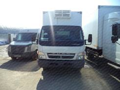 Mitsubishi Fuso Canter. Рефрижератор на шасси Fuso Canter с ХОУ Dongin Thermo DM-500C, 2 998 куб. см., 5 000 кг., 4x2