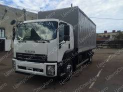 Isuzu Forward. Европлатформа на шасси Isuzu FVR34UL-SDUS, 4х2, 7 790 куб. см., 12 300 кг., 4x2