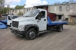 ГАЗ ГАЗон Next C41R13. Автоэвакуатор на шасси ГАЗон Некст Сити с подъемно-сдвижной платформой, 4 430куб. см., 4x2