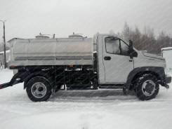 ГАЗ ГАЗон Next. Молоковоз/Водовоз на шасси ГАЗон Некст/С41R13/С41R33 пищевая цистерна, 4 430куб. см., 4 200кг., 4x2