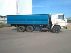 КамАЗ. Зерновоз, 11 000куб. см., 17 000кг., 6x4