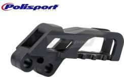 Вставка в ловушку цепи Polisport CR125/250 00-04/CRF450 02-04 Черный