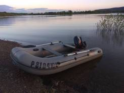 Лодка ПВХ 360 пайолы + Mercury 25 лс