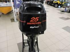 Лодочный мотор Mercuri 25 4t big foot