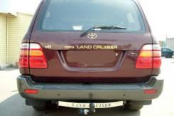 Фаркоп bosal хром Toyota Land Cruiser 100