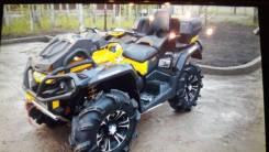 BRP Can-Am Outlander 1000R X MR, 2014