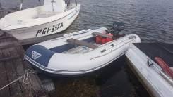 Продам лодку пвх с мотором