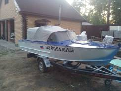 Продам лодку прогрес 2м с мотором