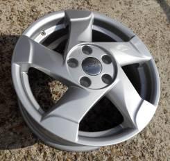 Новые литые диски K&K КС632 на Renault Duster, Nissan Terrano R16