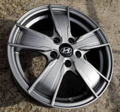 Новые литые диски IFree Мохито на Hyundai Creta R16