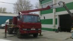 Услуги бетононасоса, автобетононасос