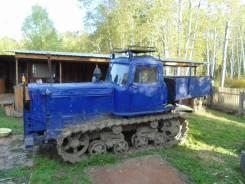 Вгтз ДТ-75М, 1990