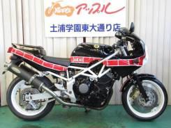 Yamaha TRX850, 2000