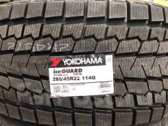 Yokohama Ice Guard G075, 285/45R22 114Q Made in Japan!