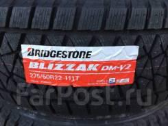 Bridgestone Blizzak DM-V2, 275/50R22 111T Made in Japan!