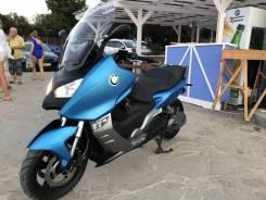 BMW C 600 Sport (650cc), 2014