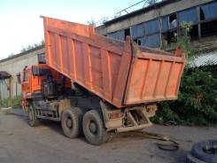 КамАЗ 65201-63, 2012