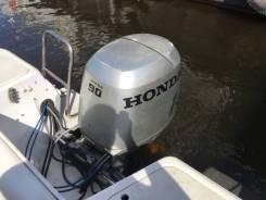 Продам лодочный мотор Honda 90 л. с.
