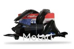 Комплект пластика Yamaha YZ450F 10-13 black