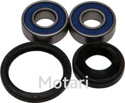 Комплект подшипников и сальников переднего колеса All Balls 25-1069 XR250R 84-04, XR600R 85-92