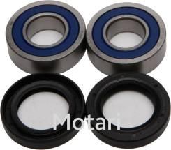 Комплект подшипников и сальников переднего колеса All Balls 25-1654 CBR600RR 03-06, RVT1000R RC51