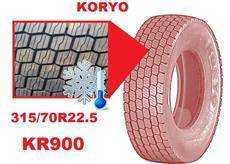 Koryo KR900, 315/70 R22.5
