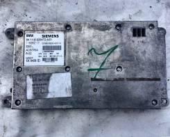 Блок управления телефоном на BMW 7