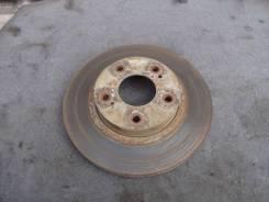 Тормозной диск, левый передний Nissan Avenir PW11 SR20DE