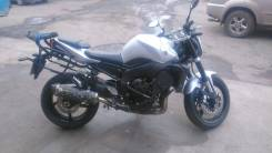 Yamaha FZ 1-N, 2010