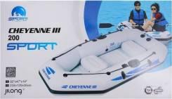 Надувная лодка Cheyenne III 200 Sports Т115