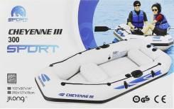 Надувная лодка Cheyenne III 300 Sports Т125