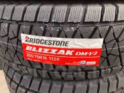 Bridgestone Blizzak DM-V2, 265/70R16 112R Made in Japan!