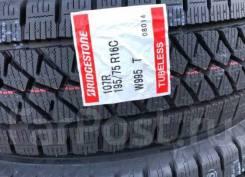 Bridgestone Blizzak W995, 195/75R16C 107R Made in Japan