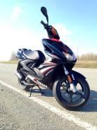 Yamaha Aerox R, 2007