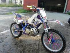 Yamaha YZ 250, 1992