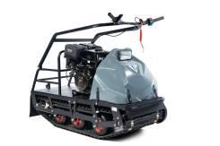 Буксировщик БУРЛАК - M2 LFP 13 (электростартер) (гусеница 500мм), 2020