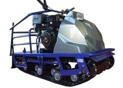 Буксировщик БУРЛАК - M2 LFK 13 (электростартер) (гусеница 500мм), 2020