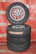 """Комплект колёс 185/70 R14. x14"""" 5x100.00 ЦО 54,1мм."""