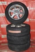 """Комплект колёс 195/65 R15. x15"""" 5x114.30 ЦО 66,1мм."""