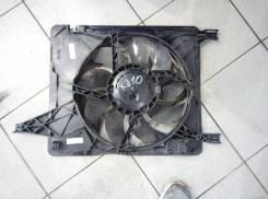 Диффузор радиатора Nissan Dualis