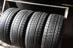 Bridgestone Blizzak Revo GZ. зимние, без шипов, б/у, износ 5%