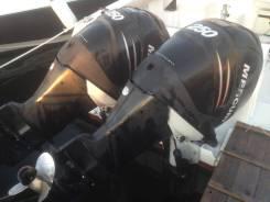 Продам два лодочных подвесных мотора