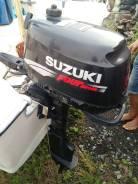 Мотор Suzuki 5 л. с.